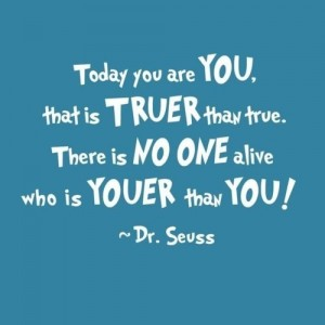 Dr seuess